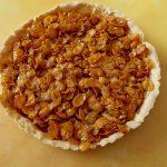 Gluten free cornflake tart